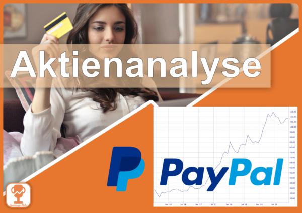 PayPal Aktie Titelbild