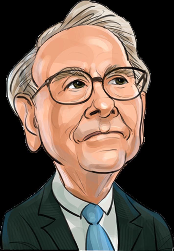Warren Buffett ist mit Aktien reich geworden
